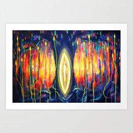 Tree of Vitality Art Print