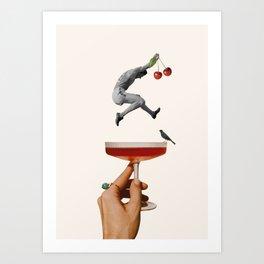Olympic Friday Art Print