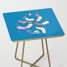 Lost Sock Party Side Table