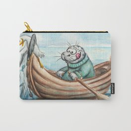 Gone Fishing Carry-All Pouch