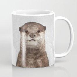 Otter - Colorful Coffee Mug