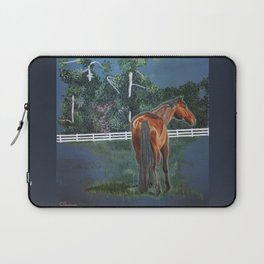 Looking On Laptop Sleeve