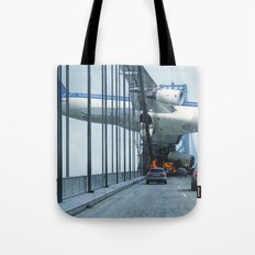 All is Lost Tote Bag