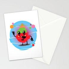 Mr Glitchy Stationery Cards