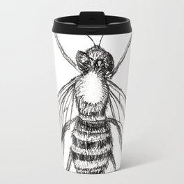 The Pale Bee Travel Mug