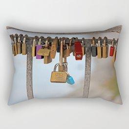 Friendship is Freedom - Munich Isar Rectangular Pillow
