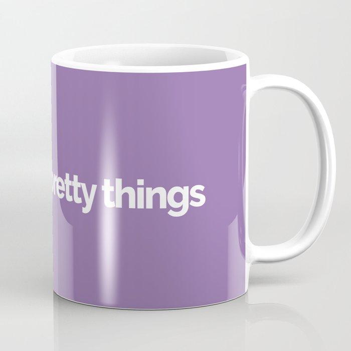 Hi, I make pretty things Coffee Mug
