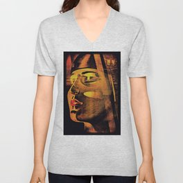 Metropolis 1927 German Science-Fiction Film by Fritz Lang Unisex V-Neck