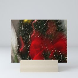 Abstract Madcap Noel Mini Art Print