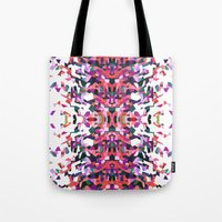beethoven Tote Bags featuring Beethoven abstraction by Laura Roode