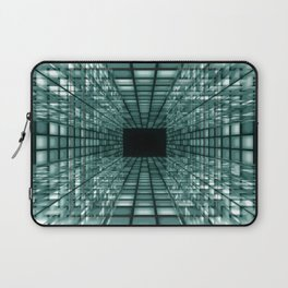 abstract perspective background Laptop Sleeve