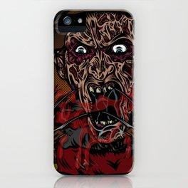 Keep Dreamin' Krueger iPhone Case