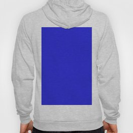 Blue Saturated Pixel Dust Hoody