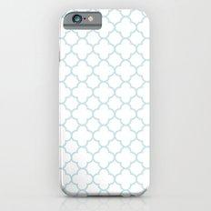 MOROCCAN {LIGHT BLUE} iPhone 6s Slim Case