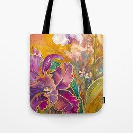 Flower Fairy Tote Bag