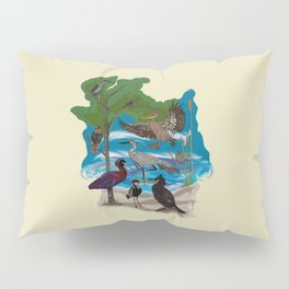 Some Birds Pillow Sham