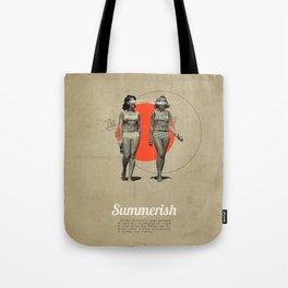 Summerish Tote Bag