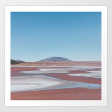 Bolivia IV Art Print