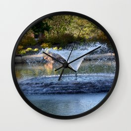 Muscogee (Creek) Nation - Honor Heights Park Azalea Festival, No. 03 of 12 Wall Clock