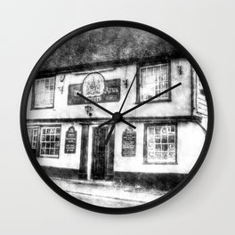 The Coopers Arms Pub Rochester Vintage Wall Clock