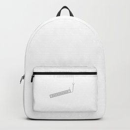 Computer Hacker Cybersecurity I'd Rather Be Phishin Backpack