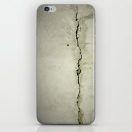 Concrete Wall iPhone Skin