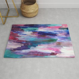 Free Abstract Art Rug