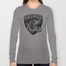 RIDE THE SKY - Black Long Sleeve T-shirt