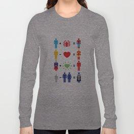 Super Math Long Sleeve T-shirt