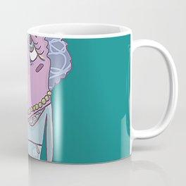 grandma fishin Coffee Mug