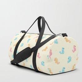 Pygmy seahorses Duffle Bag