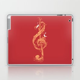 Natural Melody Laptop & iPad Skin