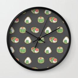 Bento Fun Box Wall Clock