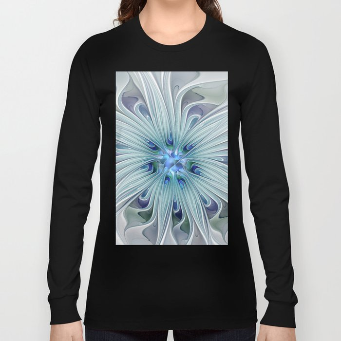 Another Floral Beauty Long Sleeve T-shirt