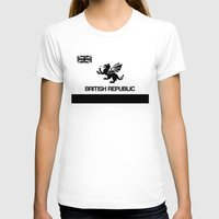 british T-shirts featuring British Republic by Joe Hilditch