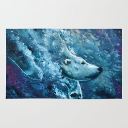 Cold Waters Rug