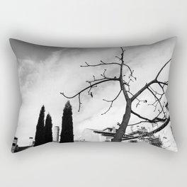 Muerte (paisaje involuntario) Rectangular Pillow