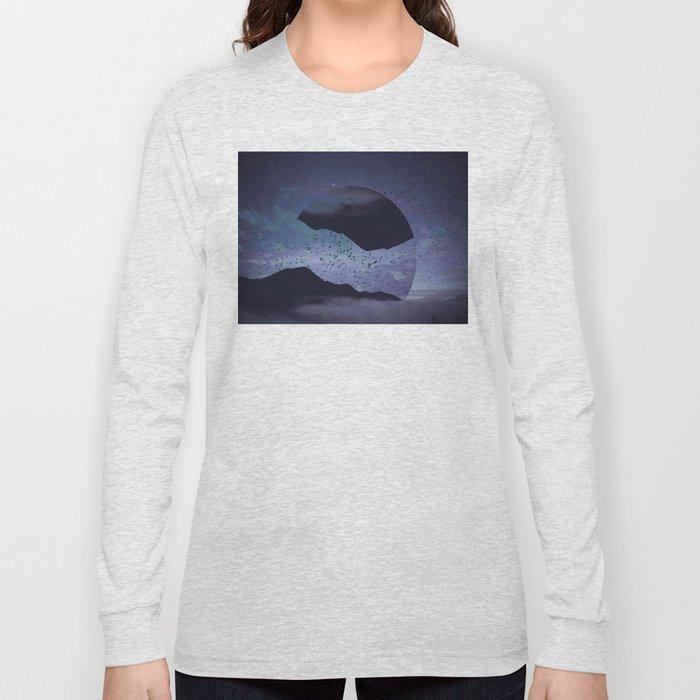 Am I sleepwalking? Long Sleeve T-shirt