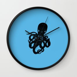 Free Cuds Wall Clock