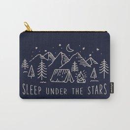 Sleep under the stars Carry-All Pouch