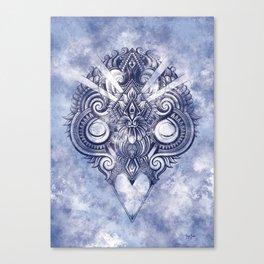 Meditation III Canvas Print