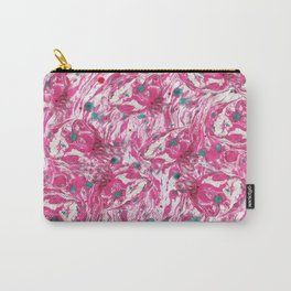 Summer Blossoms - YoungEun Kwon  Carry-All Pouch