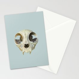Cat Stare Stationery Cards