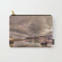 Porthmadog Harbour at Dusk Carry-All Pouch
