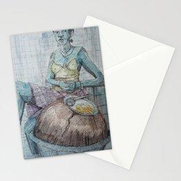Asaana Seller / Seller Of Sweet Drink Stationery Cards