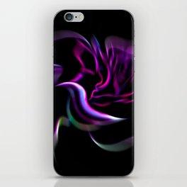 Flowermagic - Rose iPhone Skin