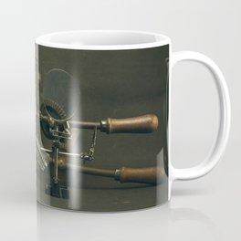 Fish and Drills Coffee Mug