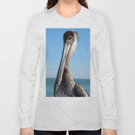 Pelican Stare Long Sleeve T-shirt