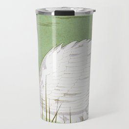Cygne sauvage B Travel Mug