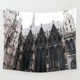 St. Stephen's cathedral Wall Tapestry